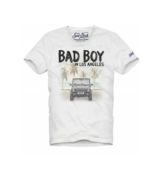Mc2 Saint Barth - T-Shirt - T-SHIRT BAD CAR