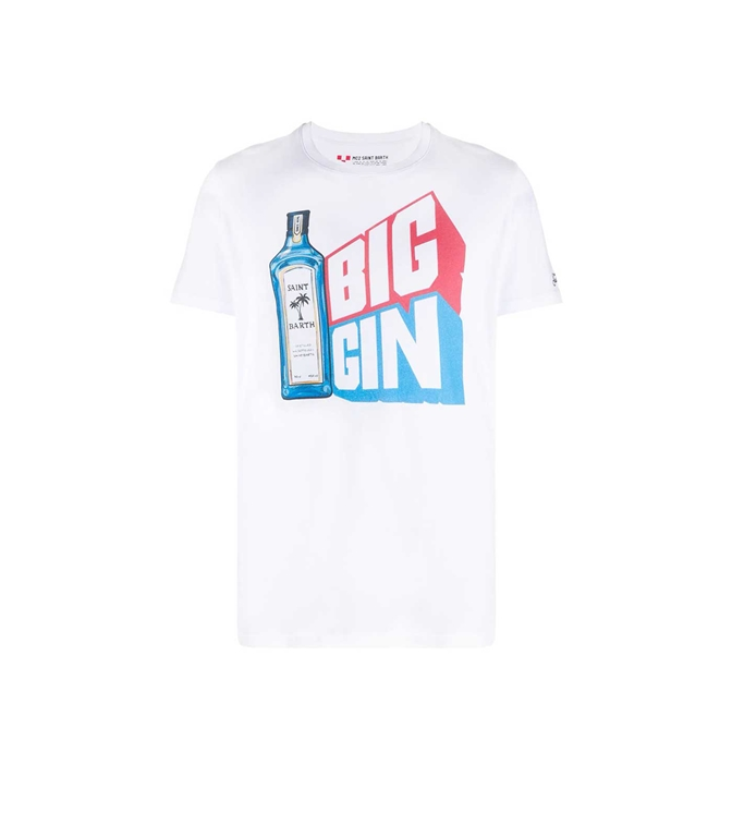 Mc2 Saint Barth - T-Shirt - T-SHIRT BIG GIN