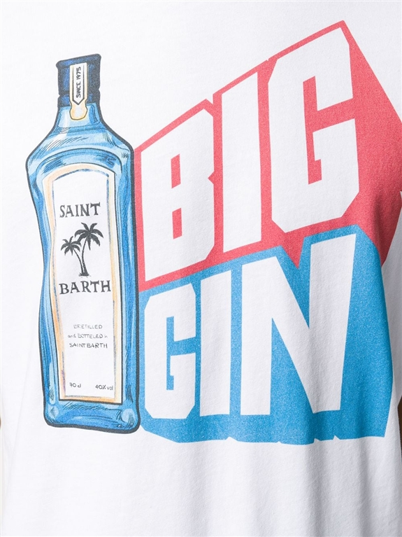 Mc2 Saint Barth - T-Shirt - t-shirt big gin 1