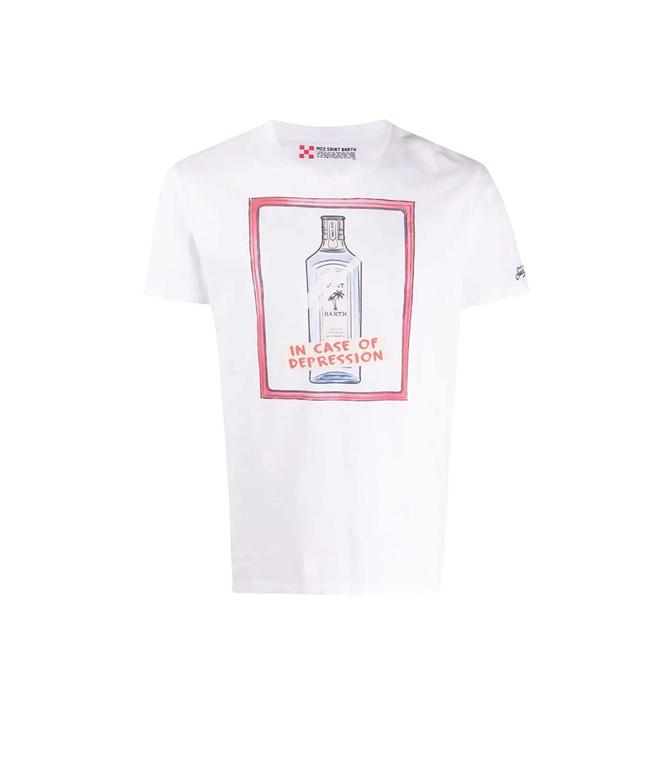 Mc2 Saint Barth - T-Shirt - t-shirt in case of depression