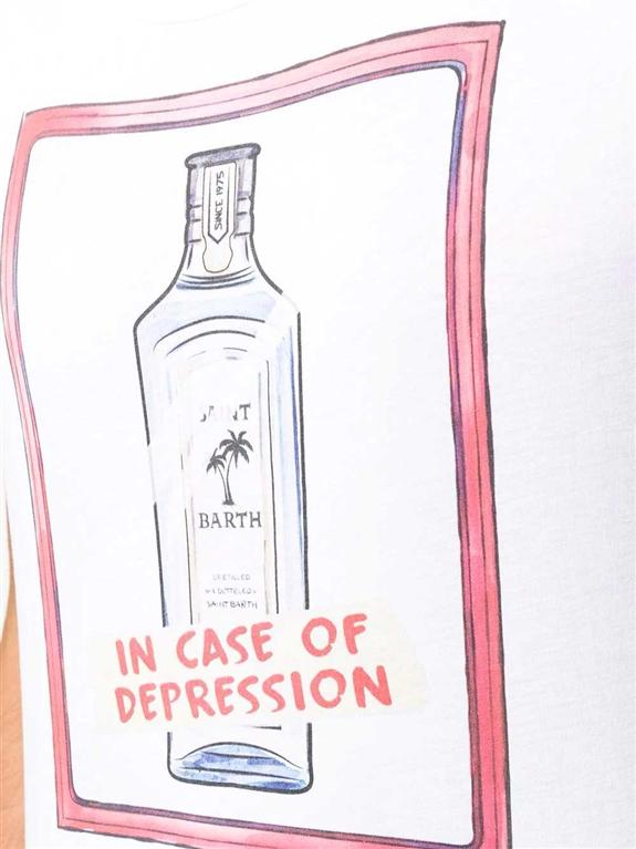 Mc2 Saint Barth - T-Shirt - t-shirt in case of depression 1