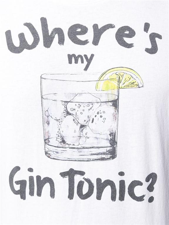 Mc2 Saint Barth - T-Shirt - t-shirt gin tonic 1
