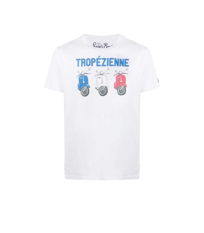 Mc2 Saint Barth - T-Shirt - T-SHIRT TROPEZIENNE