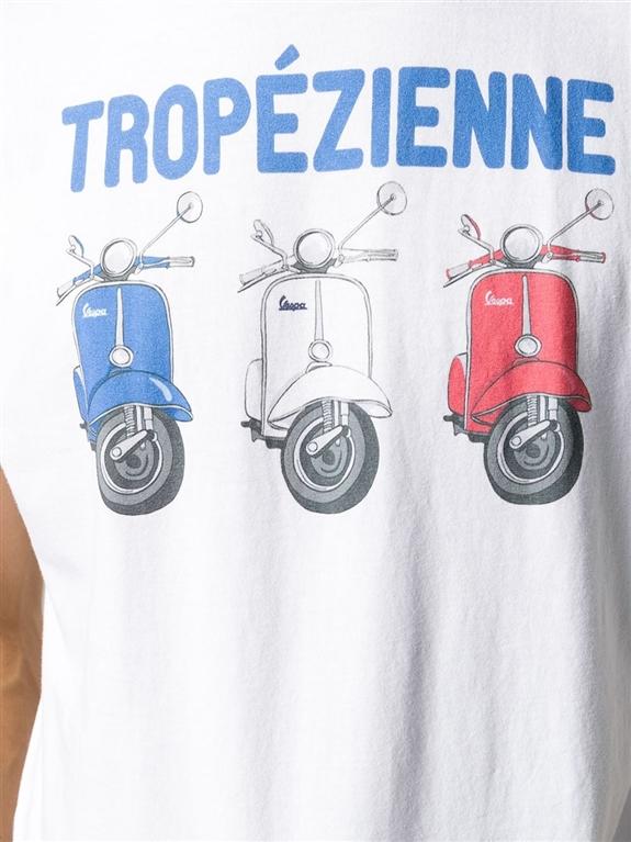 Mc2 Saint Barth - T-Shirt - t-shirt tropezienne 1