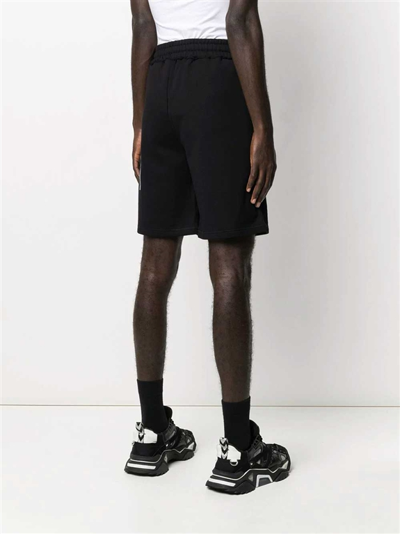 N°21 - Bermuda - shorts running con stampa 1