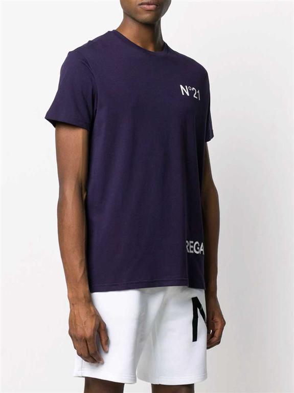 N°21 - T-Shirt - t-shirt regarde bluette 1