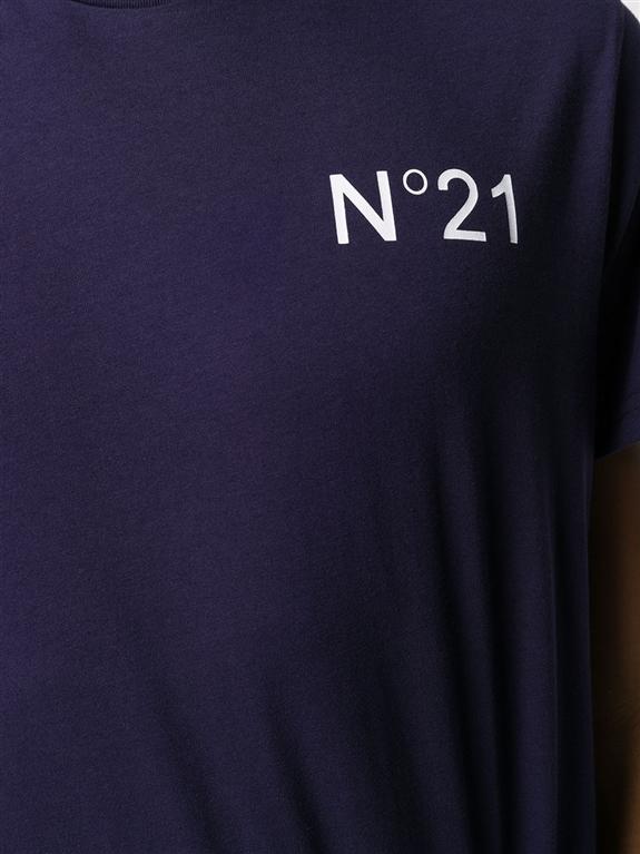 N°21 - T-Shirt - t-shirt regarde bluette 2