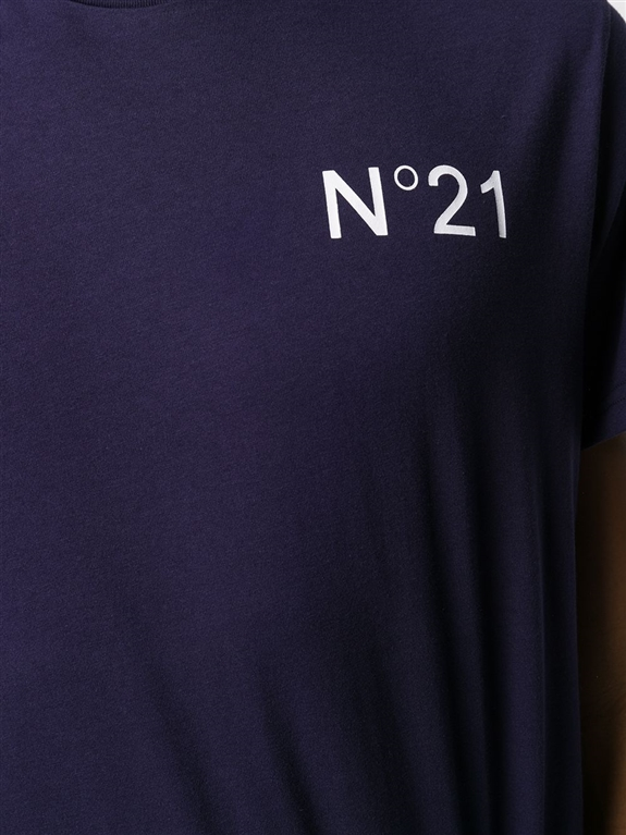 N°21 - T-Shirt - t-shirt regarde bluette 2