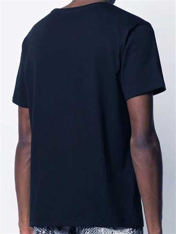 N°21 - T-Shirt - t-shirt navy 1