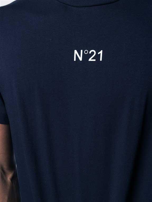 N°21 - T-Shirt - t-shirt navy 2