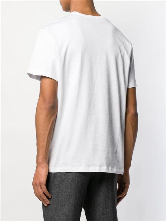 N°21 - T-Shirt - t-shirt con stampa bianca 1