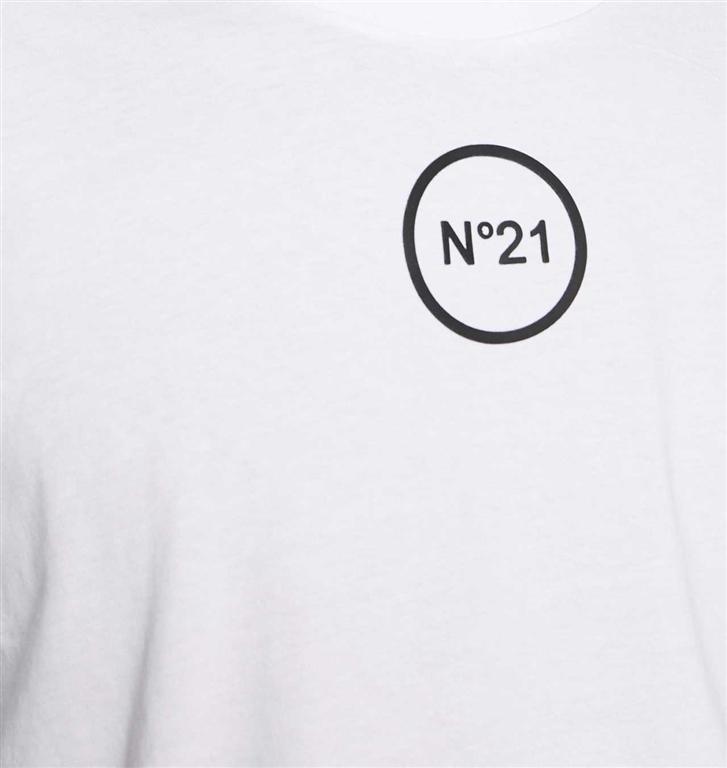 N°21 - T-Shirt - t-shirt bianca 2