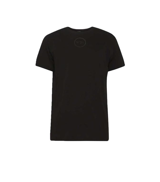 N°21 - T-Shirt - t-shirt nera
