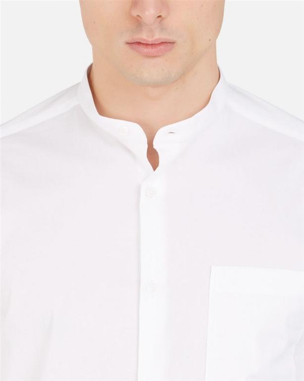 Paolo Pecora - Camicie - camicia bianca 2