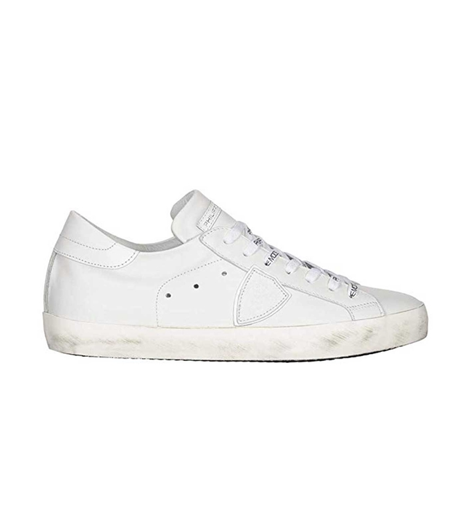 Philippe Model - Scarpe - Sneakers - paris l u - basic blanc blanc