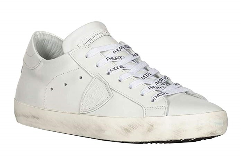 Philippe Model - Scarpe - Sneakers - paris l u - basic blanc blanc 2