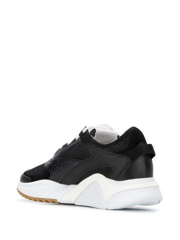 Philippe Model Paris - Scarpe - Sneakers - eze mondial croco - noir 1