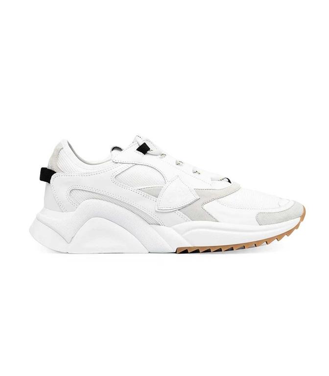 Philippe Model - Scarpe - Sneakers - Eze Mondial Reseau - Blanc