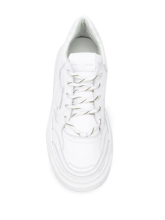 Philippe Model Paris - Scarpe - Sneakers - saint denis veau - blanc 1