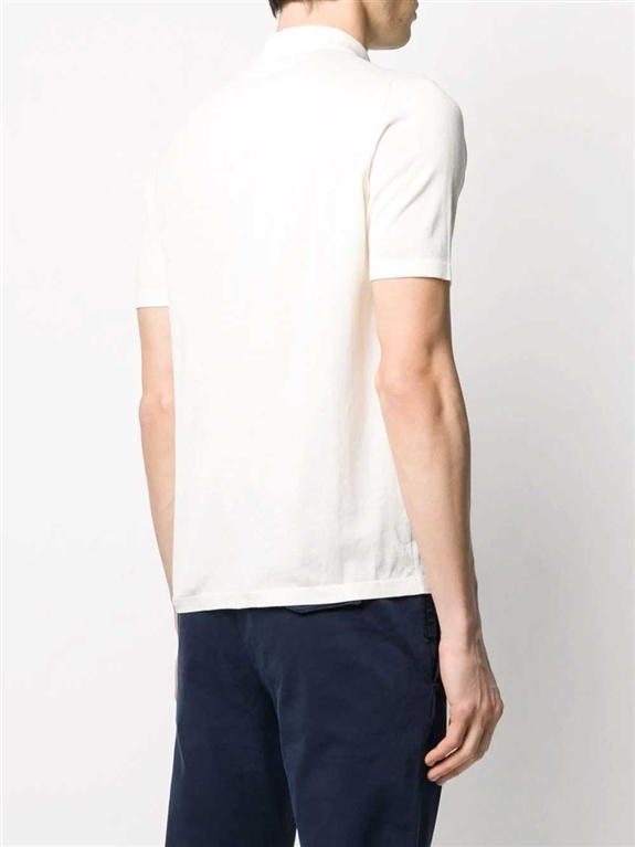Roberto Collina - Camicie - polo bianca 1