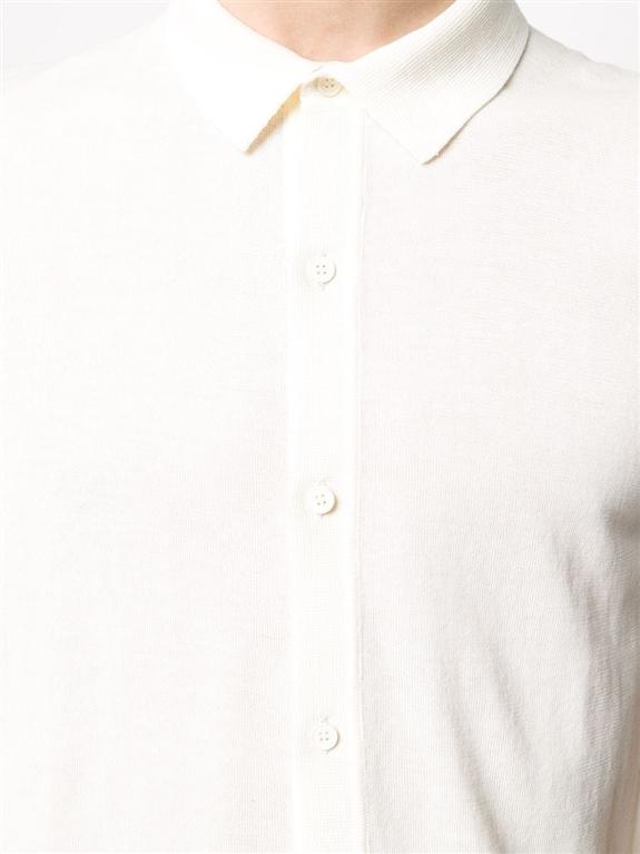 Roberto Collina - Camicie - polo bianca 2