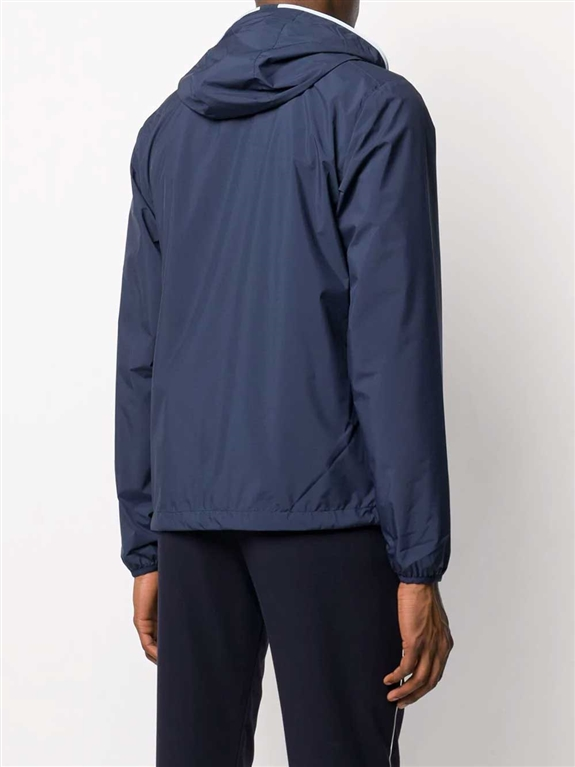 Save The Duck - Giubbotti - giacca con cappuccio maty blu 2