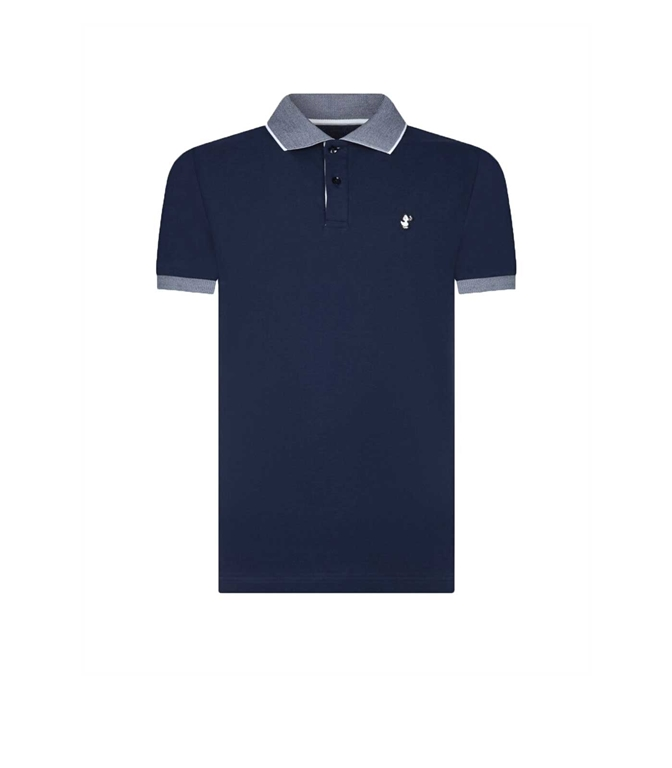 Save The Duck - Polo - polo manica corta blu navy
