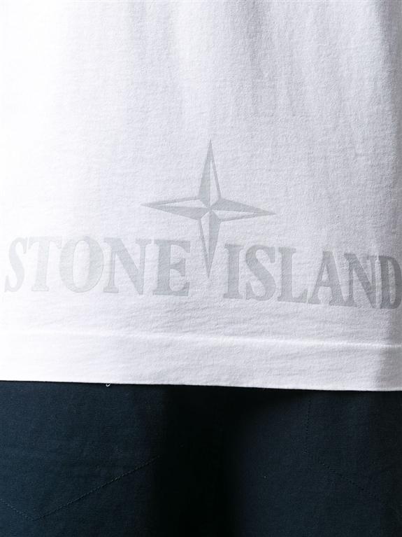 Stone Island - T-Shirt - big loom 1