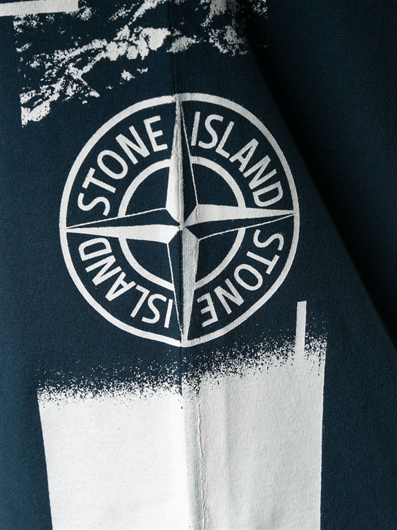 Stone Island - T-Shirt - drone one 1