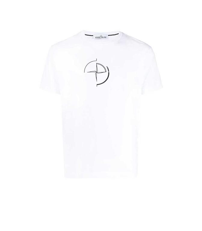 Stone Island - T-Shirt - DATA SCAN