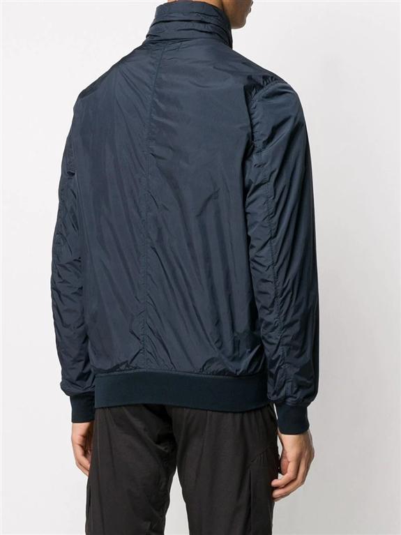 Stone Island - Giubbotti - garment dyed crinkle reps ny - blu marine 2