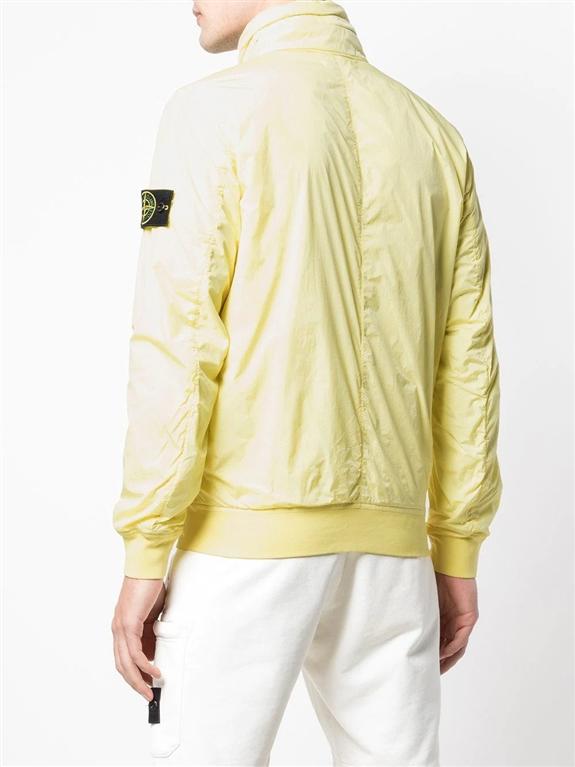 Stone Island - Giubbotti - garment dyed crinkle reps ny - limone 2