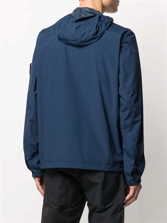 Stone Island - Giubbotti - skin touch nylon-tc_packable bleu marine 2