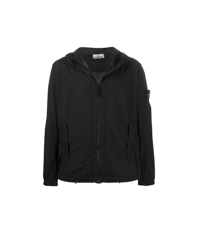 Stone Island - Giubbotti - SKIN TOUCH NYLON-TC_PACKABLE