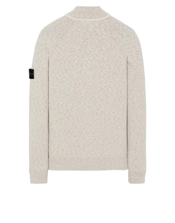 Stone Island - Maglie - cardigan in cotone corteccia 1