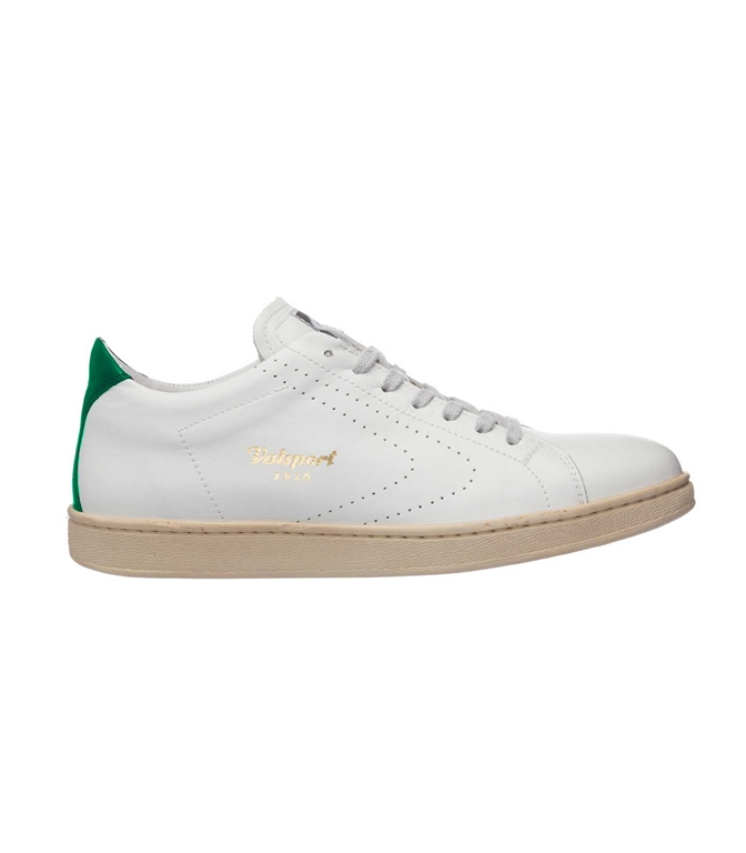Valsport - Scarpe - Sneakers - tournament nappa bianco/verde