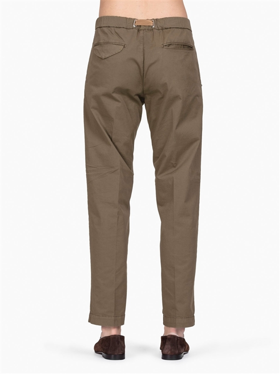White Sand - Pantaloni - pantalone lungo verde 1