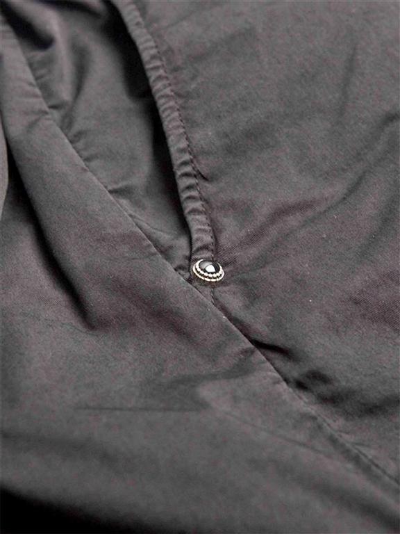 White Sand - Pantaloni - pantalone lungo grigio scuro 1