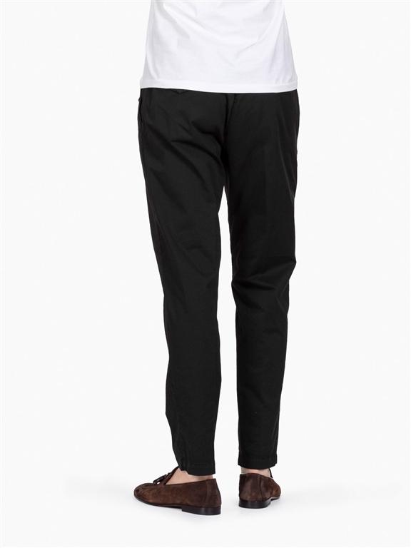 White Sand - Pantaloni - pantalone lungo nero 1