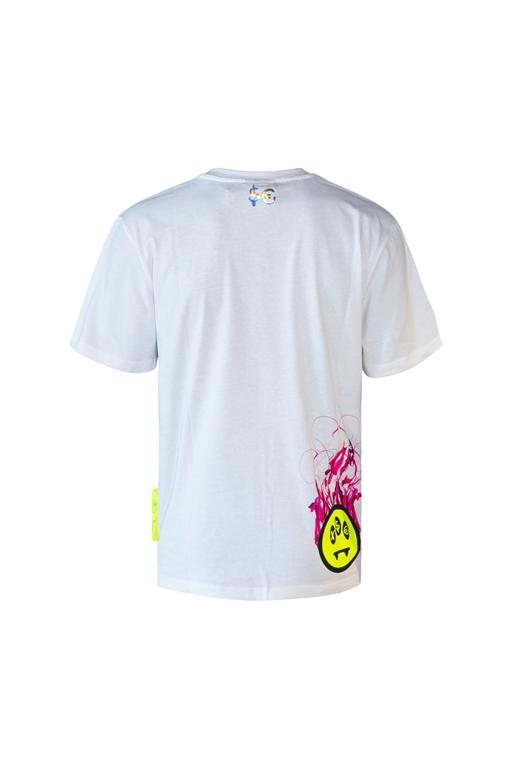 Barrow - T-Shirt - t-shirt jersey girocollo bianca 1