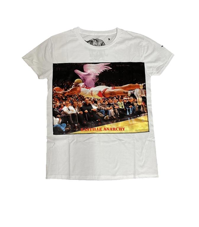Bastille - T-Shirt - TSHIRT BIANCA ANGEL91