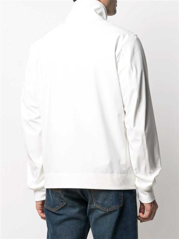 C.P. COMPANY - Giubbotti - giacca sportiva bianca 1