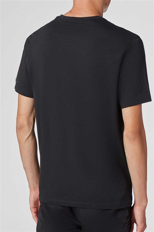 C.P. COMPANY - T-Shirt - t-shirt in jersey nera 1
