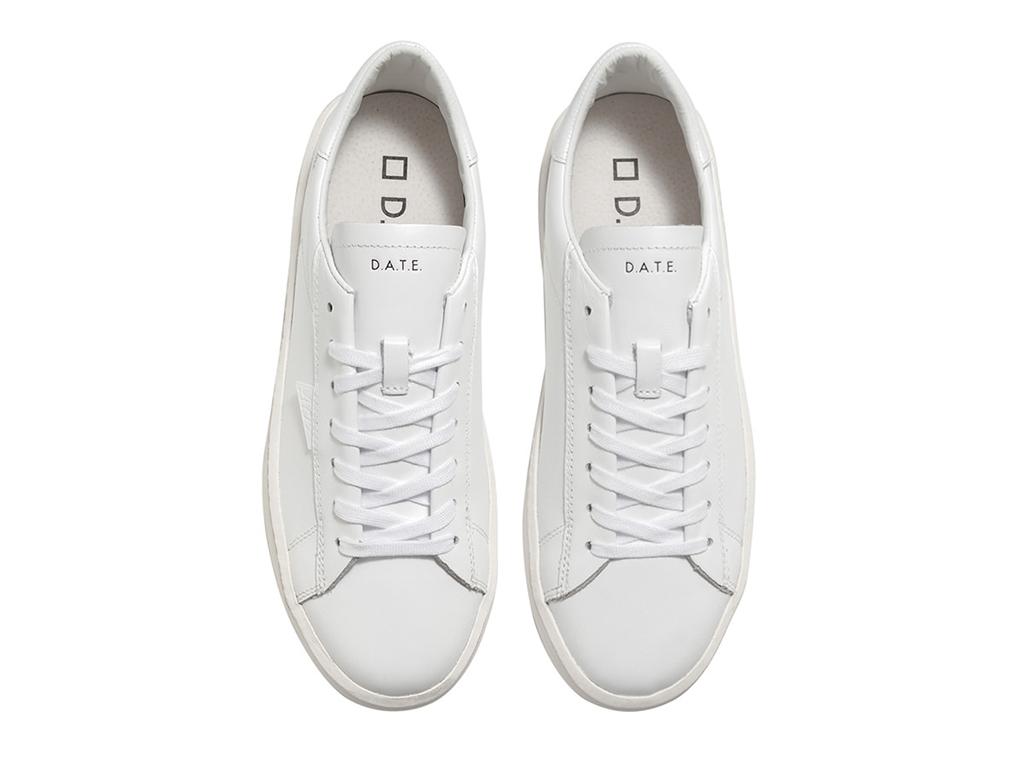 D.A.T.E. - Scarpe - Sneakers - ace calf bianca 1