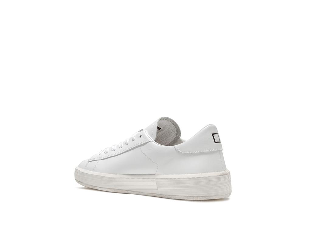 D.A.T.E. - Scarpe - Sneakers - ace calf bianca 2