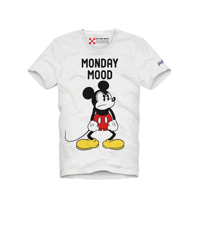 Mc2 Saint Barth - T-Shirt - T SHIRT UOMO MICKEY MOUSE - EDIZIONE SPECIALE DISNEY®