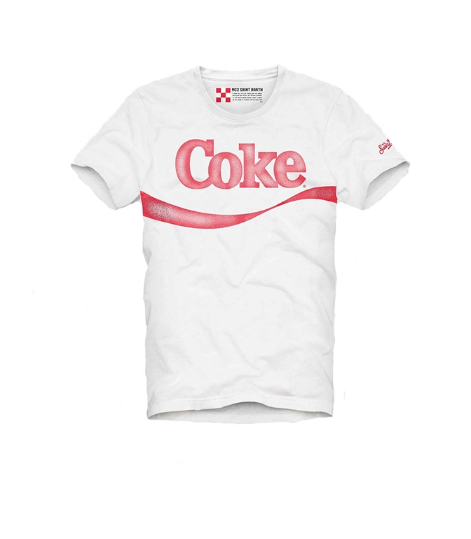 Mc2 Saint Barth - T-Shirt - TSHIRT COKE