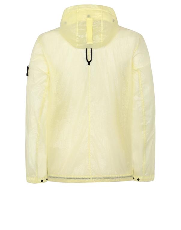 Stone Island - Giubbotti - giubbino lucido tc packable giallo 1