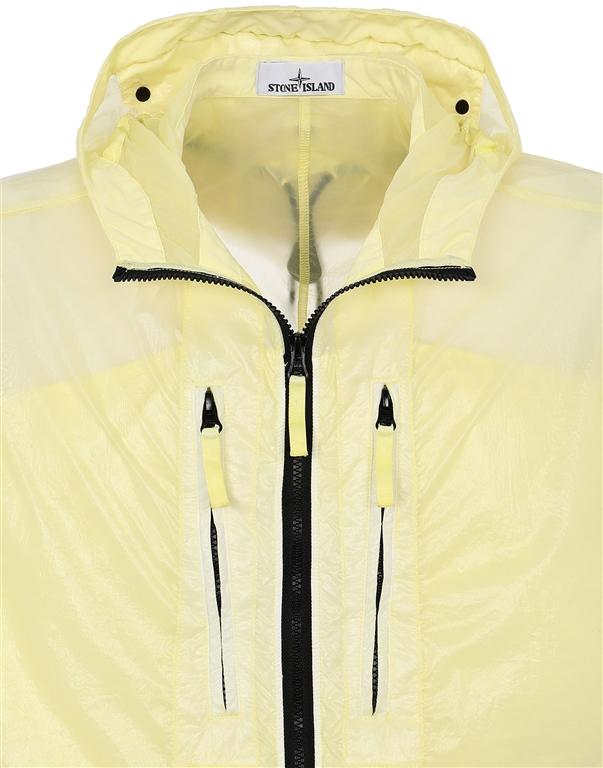 Stone Island - Giubbotti - giubbino lucido tc packable giallo 2